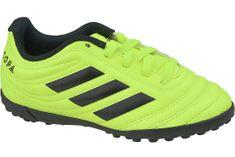 Adidas Copa 19.4 TF Jr F35457 35 Seledynowe
