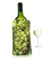 VACUVIN 38814606 Manžetový chladič na víno Grapes White
