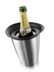 VACUVIN 3647360 Chladič na šampanské Elegant z nehrdzavejúcej ocele