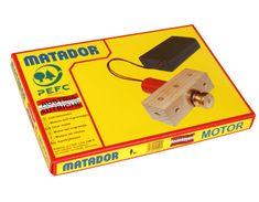MATADOR® Explorer motor s převodovkou