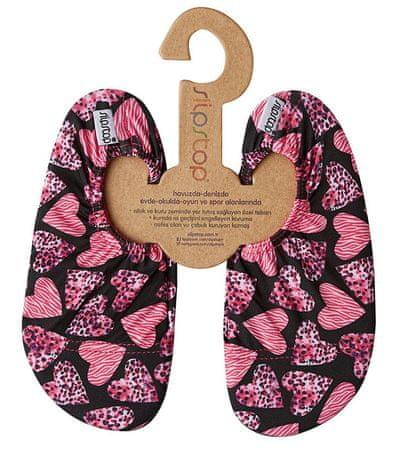 Slipstop dekliški copati Amore SS19110252, 33-35, roza