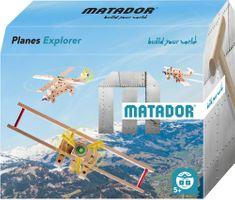 MATADOR® Planes Explorer