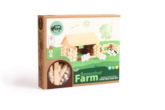 VARIS Toys Konstruktér farma