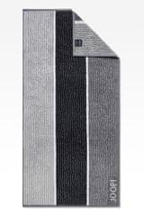 JOOP! Uterák Lines 50 x 100 cm 3 ks, čierna