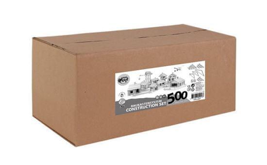 VARIS Toys Konstruktér sada 500 dílků
