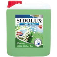 Sidolux Universal SODA POWER s vôňou Konvalinka 5000 ml