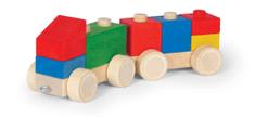 VARIS Toys Prepojovacie kocky - Kamion s návesom