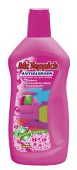 Mr. Teppich ANTIALERGEN ručný čistič na koberce s vôňou KVET 500 ml
