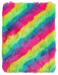 Friends plišasti dnevnik, Rainbow Vivid (26213)