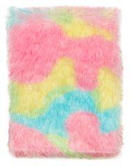 Friends plišasti dnevnik, Rainbow Pastel (26214)