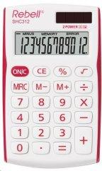 Rebell kalkulator SHC312 RD (RE-SHC312 RD BX)