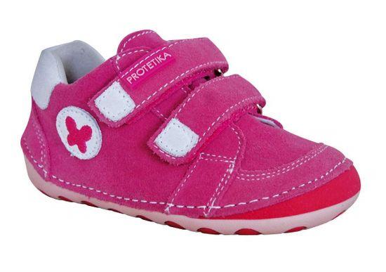 Protetika dievčenské topánky FERGUS fuxia, 20, ružová