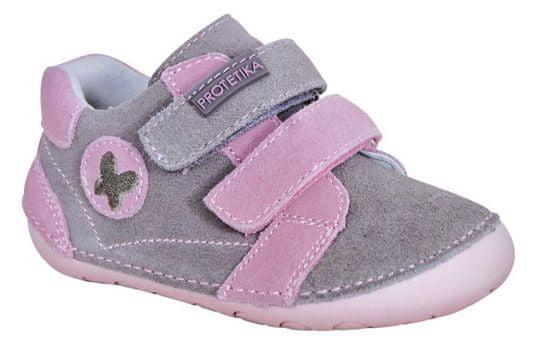 Protetika dievčenské topánky VALERY pink, 20, ružová