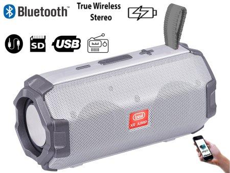 Trevi XR JUMP 8A20 brezžični zvočnik, siv