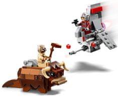 LEGO Star Wars™ 75265 Mikro borec T-16 Skyhopper™ vs. Bantha™