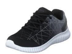 Scholl Egészségügyi cipő MERCURIE BLACK GREY