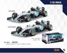 BBurago BB38126 1/43 F1 Mercedes