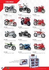 BBurago BB51030 1/18 motorkerékpár