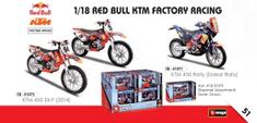 BBurago BB51073 1/18 KTM Red Bull