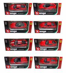 BBurago BB56100 1/64 Ferrari BOX
