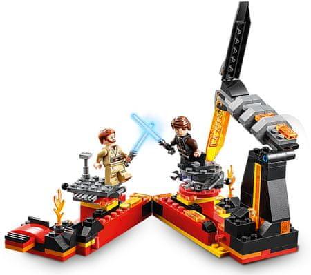 LEGO Star Wars™ 75269 Párbaj a Mustafar™ bolygón