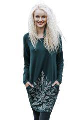 Key Dámské šaty - noční košile LHD 802 B19