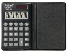 Rebell SHC208, černá (RE-SHC208 BX)