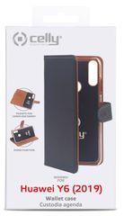 Celly Wally kryt kniha pro Huawei Y6 (2018) (WALLY837)