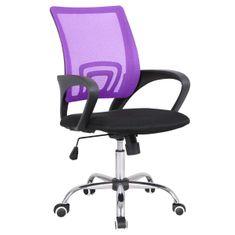 Cosmil pisarniški stol, vijoličen