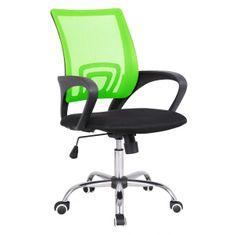 Cosmil pisarniški stol, zelen