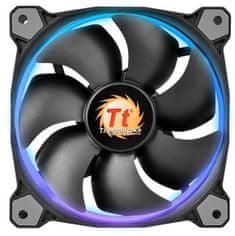 Thermaltake Riing Duo 14 ARGB Sync, 140 mm (1 ks v balení, riadené LED, s radičom)
