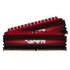 Patriot Viper 4 pomnilnik (RAM), 16 GB (2x 8 GB), DDR4-3200 DIMM (PV416G320C6K)