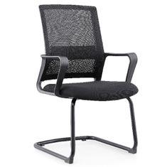 Gal konferenčni stol, črn