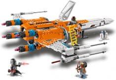 LEGO Star Wars™ 75273 X-wing Poe Damerona vadászgép