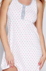 Sensis Dámská noční košilka Selena bílá - Sensis
