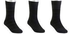 Cornette Pánské ponožky 3-PAK