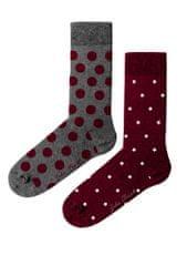John Frank Dámské ponožky John Frank WJF2LS19-18 2PACK