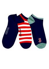 John Frank Pánské ponožky John Frank JF3SS18S16 3PACK