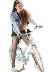 Gabriella Cyklistické punčochové kalhoty Gabriella Rajtuzy Rowerowe code 659