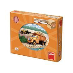 Dino TATRA 12 Dřevěné kostky