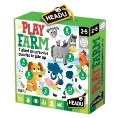 Headu Puzzle Hravá farma 7v1