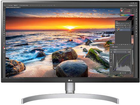 herní monitor LG 27UL850 (27UL850-W.AEU) hdr 10 free sync crosshair bez lagů