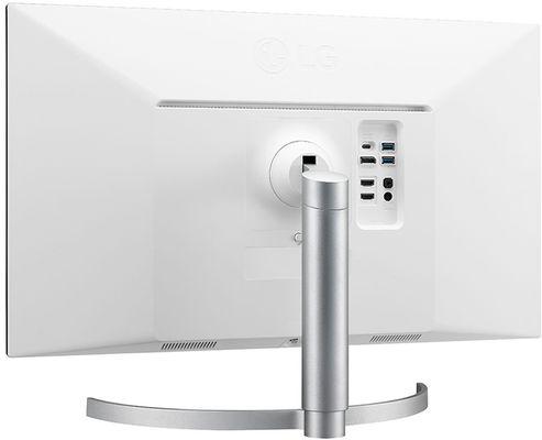 herní monitor LG 27UL850 (27UL850-W.AEU) stojan bezrámečkový design otočny