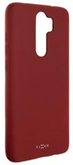 Fixed Zadní pogumovaný kryt Story pro Xiaomi Redmi Note 8 Pro, červený (FIXST-463-RD)