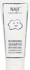 NAIF Výživný šampon pro miminka a děti 200ml