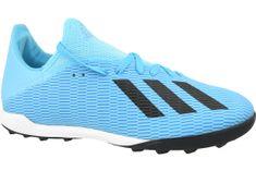 Adidas X 19.3 TF F35375 47 1/3 Niebieskie
