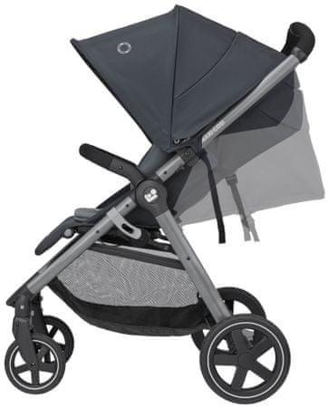 Maxi-Cosi wózek dziecięcy Gia Essencial Graphit 2020