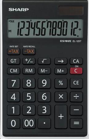 Sharp EL125TWH (SH-EL125TWH)