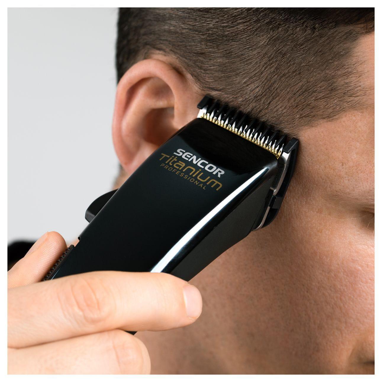 SENCOR SHP 8400BK teljes hajvágó