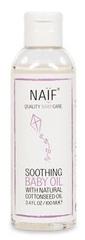 NAIF Zklidňující masážní olej pro děti a miminka 100ml